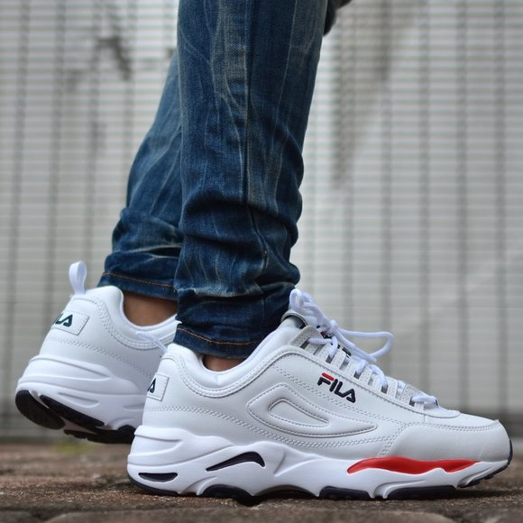 Fila Disruptor Ii X Ray Tracer Shoes No